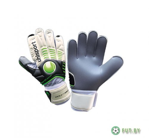 Перчатки Uhlsport Ergonomic Super Graphit 100034401 SR